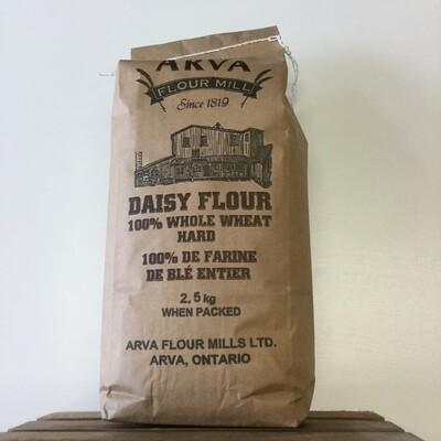 ARVA Whole Wheat Flour 2.5kg