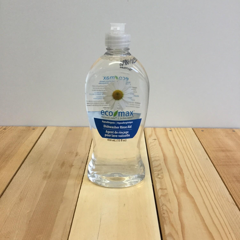 ECOMAX Dishwasher Rinse Aid 450ml