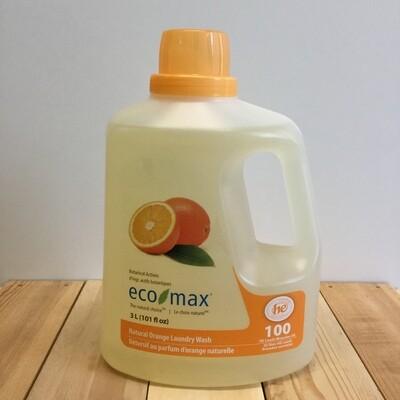 ECOMAX Laundry Orange 3L
