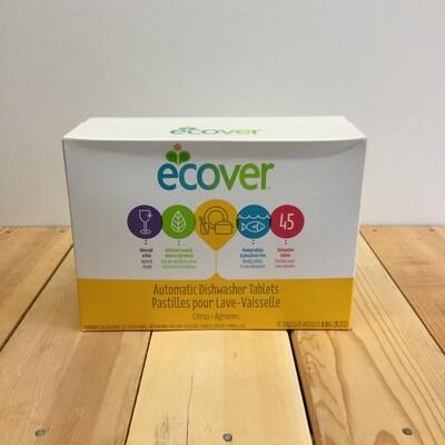 ECOVER Dishwashing Tabs Citrus 45ct