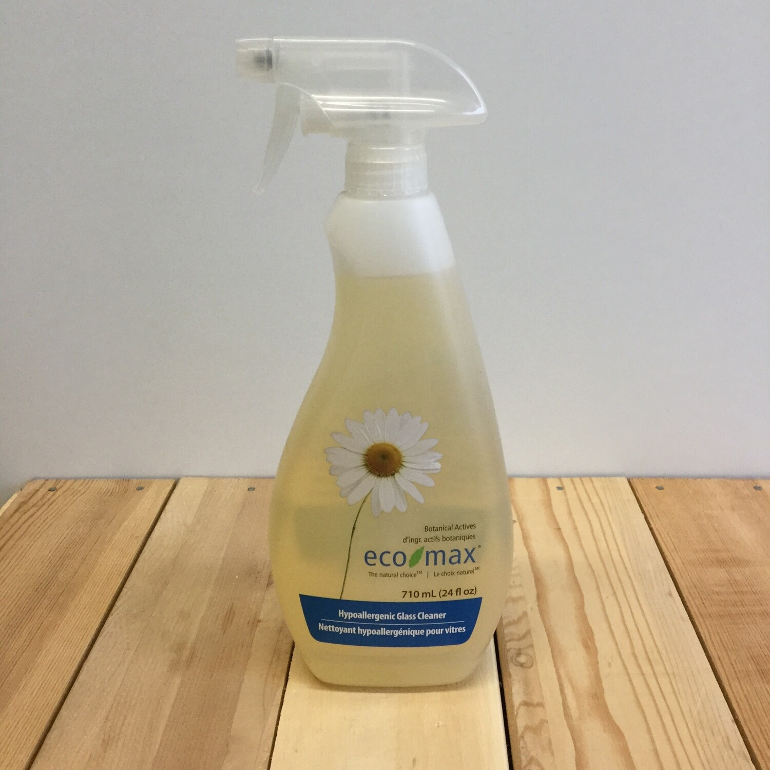 ECOMAX Glass Cleaner 710ml