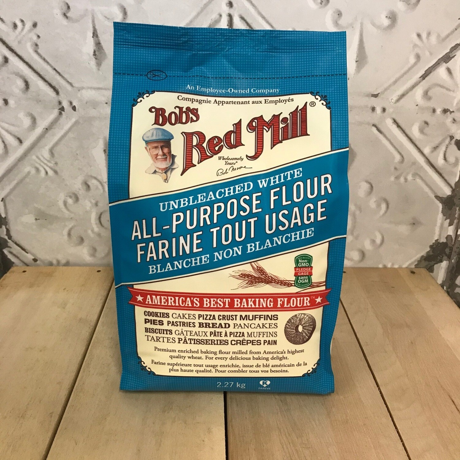 BOBS RED MILL All Purpose Flour 2.2kg