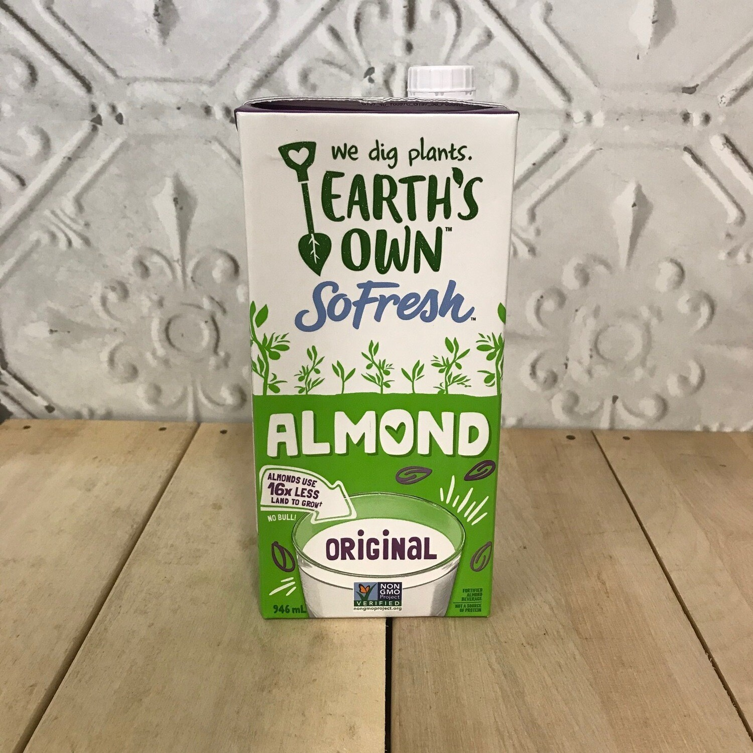 EARTHS OWN Almond Beverage 946mL