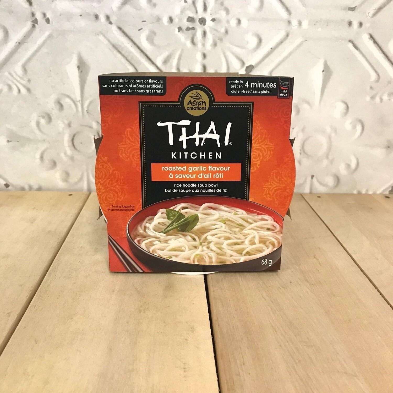 THAI KITCHEN Soup Bowl Roasted Garlic