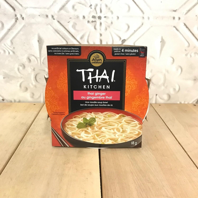 THAI KITCHEN Soup Bowl Thai Ginger