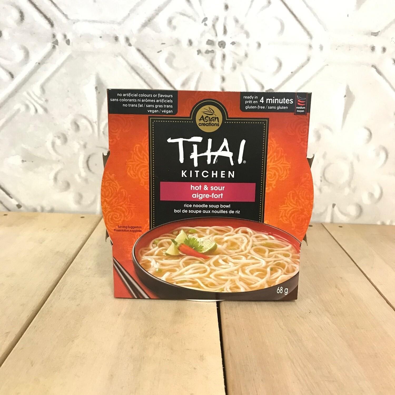 THAI KITCHEN Soup Bowl Hot & Sour