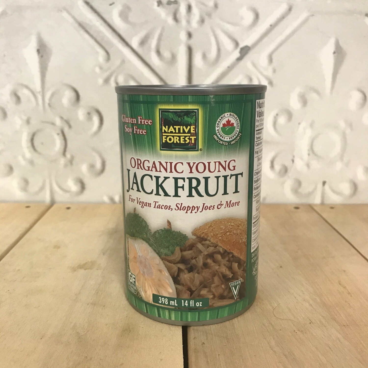 NATIVE FOREST Young Jackfruit Organic 398mL