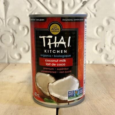 THAI KITCHEN Coconut Milk - Org 400ml