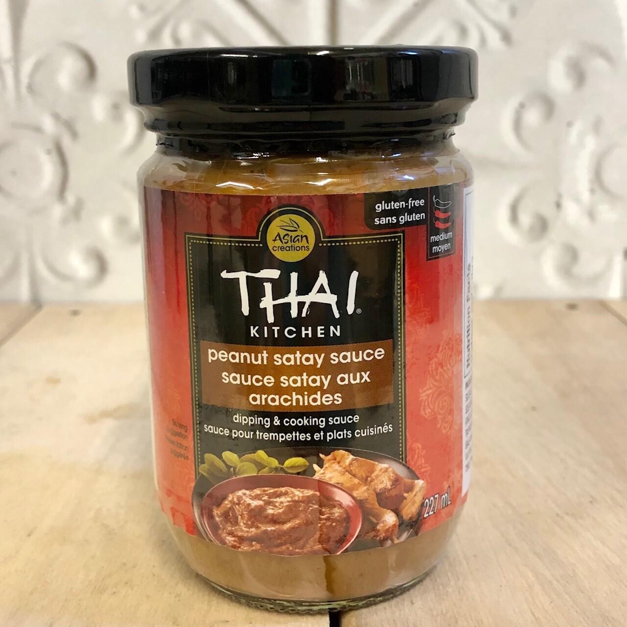THAI KITCHEN Peanut Satay Sauce
