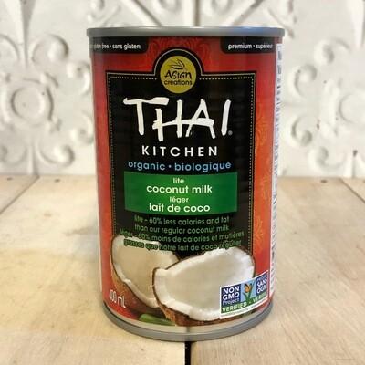 THAI KITCHEN Coconut Milk -Lite 400ml