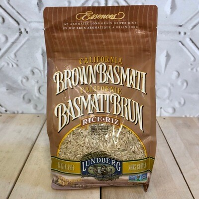 LUNDBERG Rice Brown Basmati 907g