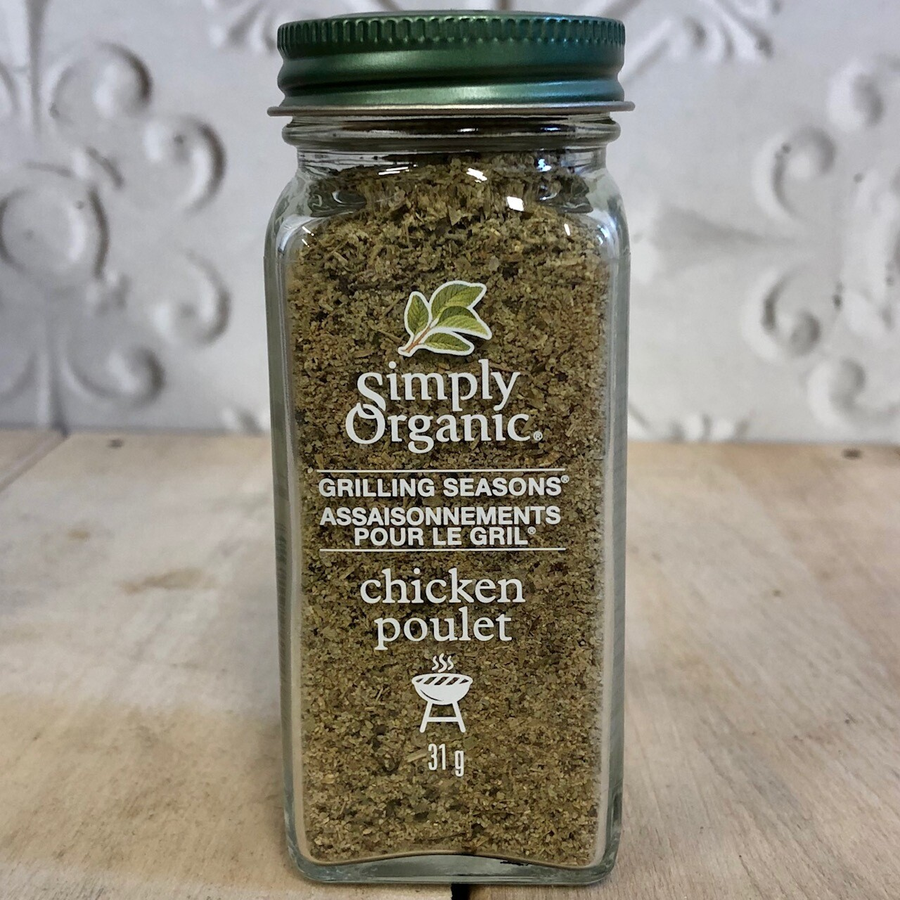 SIMPLY ORGANIC Chicken Seasoning
