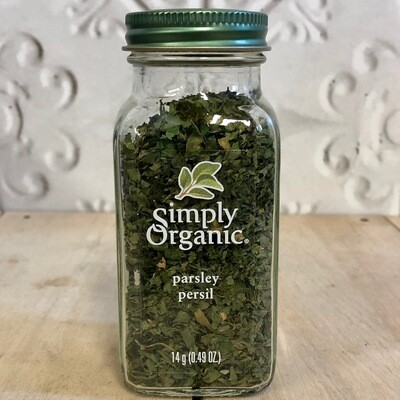SIMPLY ORGANIC Parsley 14g