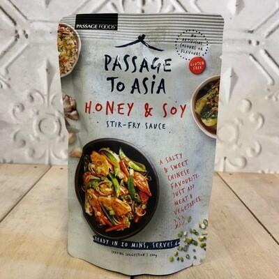 PASSAGE TO INDIA Stir-Fry Sauce
