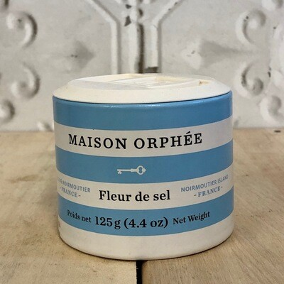 MAISON ORPHEE Fleur De Sel 125g
