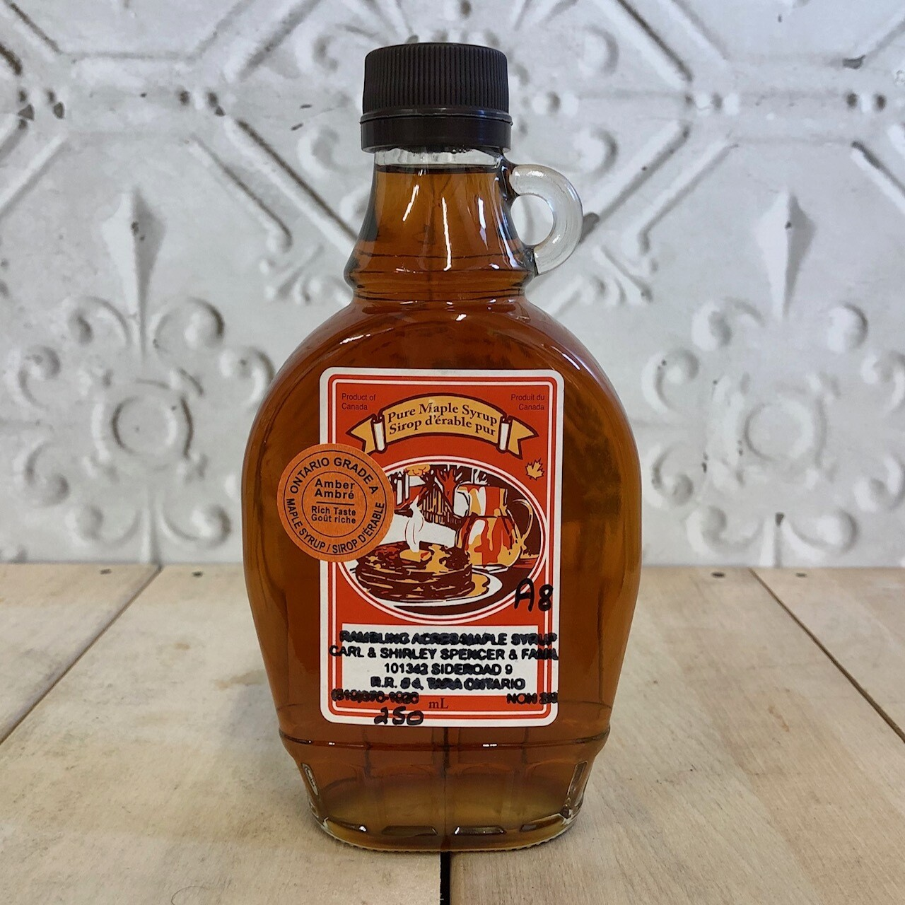 RAMBLING ACRES Maple Syrup 250ml