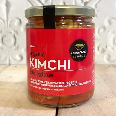 GREEN TABLE Kimchi 500mL