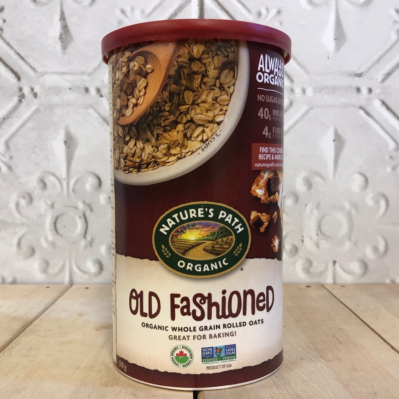 NATURES PATH Old Fashioned Oats