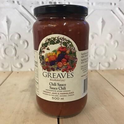 GREAVES Chili Sauce 500ml