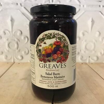GREAVES Salad Beets 500ml