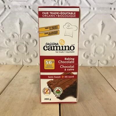 CAMINO Semi-Sw Baking Chocolate 200g