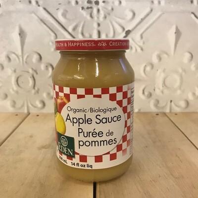 EDEN Apple Sauce 398ml