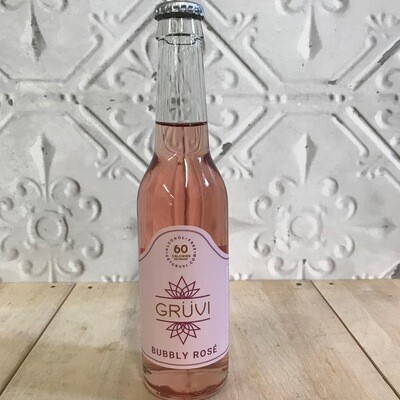 GRUVI Rose 355mL