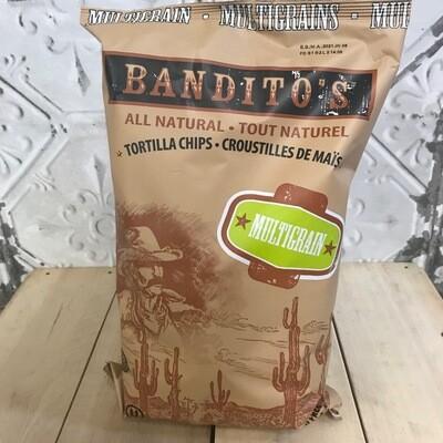BANDITOS Multigrain Tortilla Chips