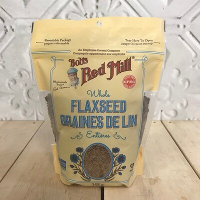 BOBS RED MILL Whole Brown Flaxseeds 368g