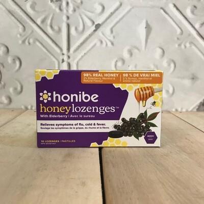 HONIBE Elderberry Lozenges