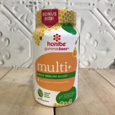 HONIBE Multi+ Adult Gummy Vitamins