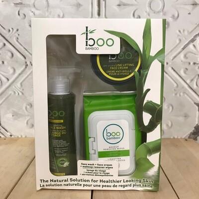 BOO BAMBOO Skin Care Set