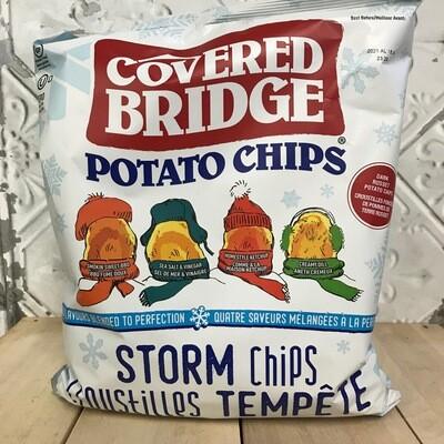 COVERED BRIDGE Storm Chips 284g