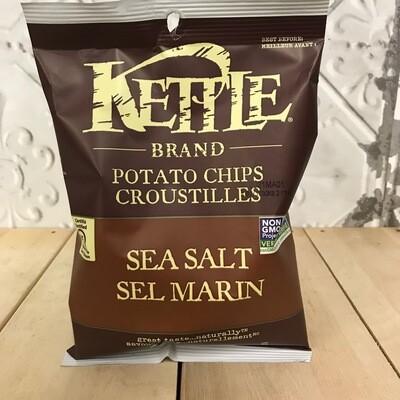 KETTLE Chips - Sea Salt Mini Bag 50g