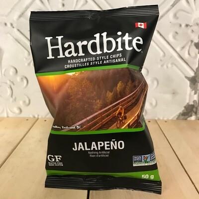 HARDBITE Chips - Jalapeno Mini Bag 45g