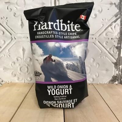 HARDBITE Chips - Wild Onion 150g