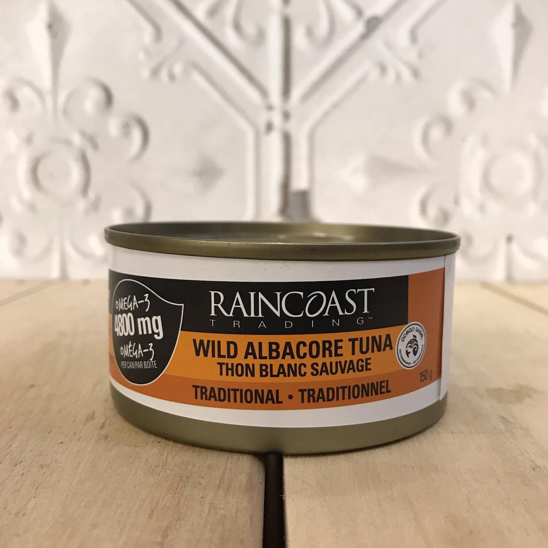 RAINCOAST wild Albacore Tuna