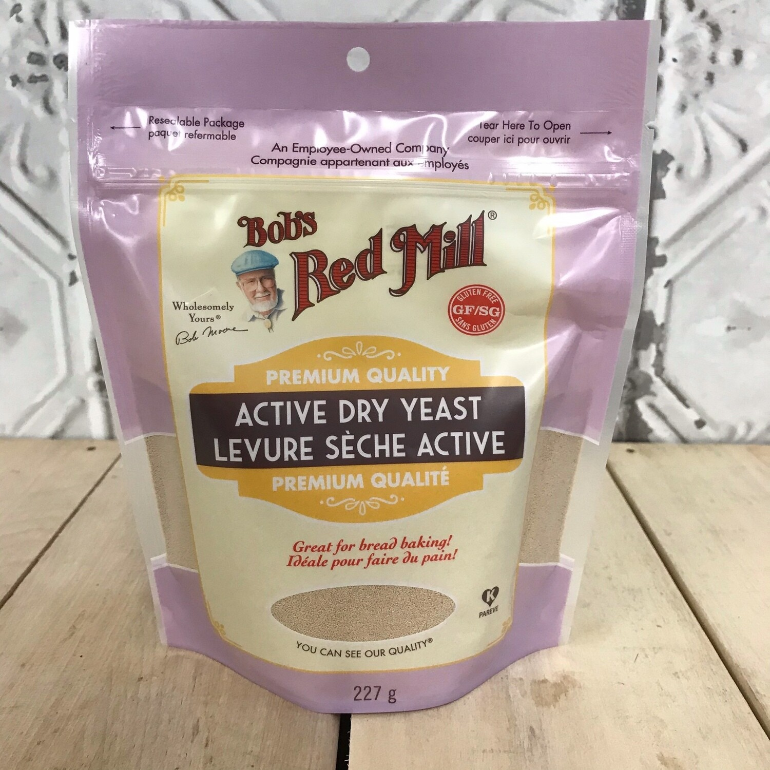 BOBS RED MILL Active Dry Yeast 227g