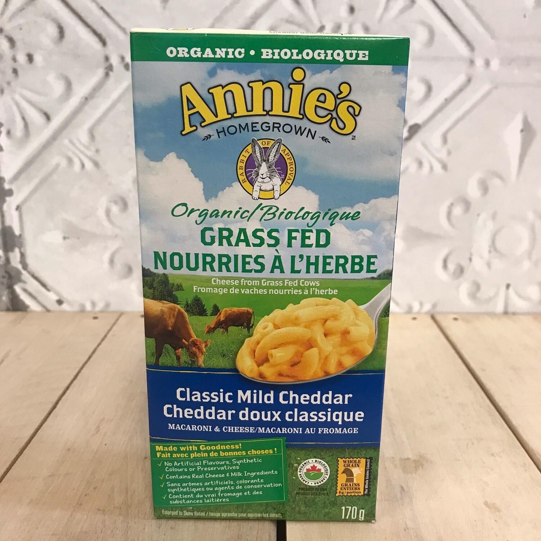 ANNIES Grassfed Organic Mac & Cheese