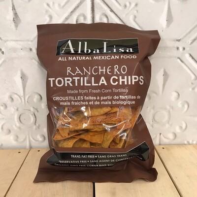 ALBA LISA Tortilla Chips Ranchero