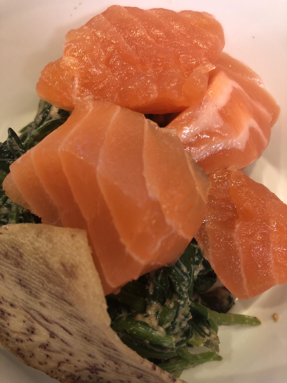 Salmon Gomae
