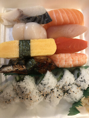 Deluxe Sushi Combo