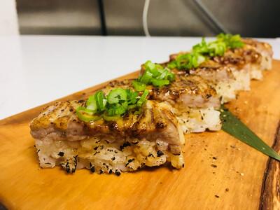 AAA Tenderloin Beef Oshi Sushi