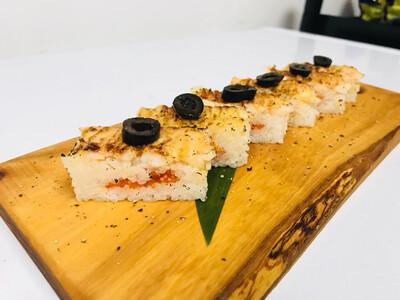 Ebi Oshi Sushi