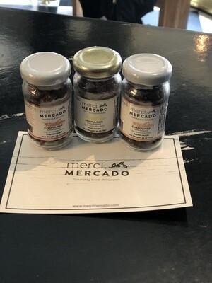 Merci Mercado Chapulines (Grasshoppers)