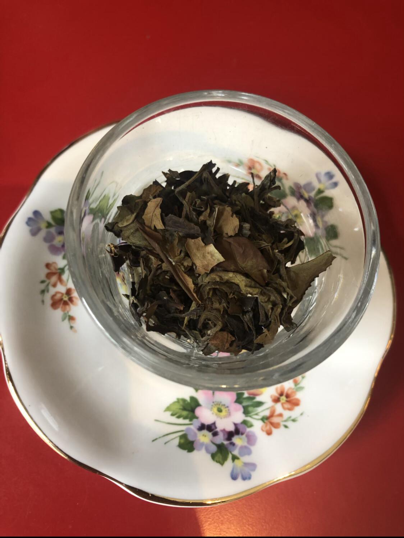 WHITE, OOLONG: Bulk Loose-Leaf Tea, 56 grams