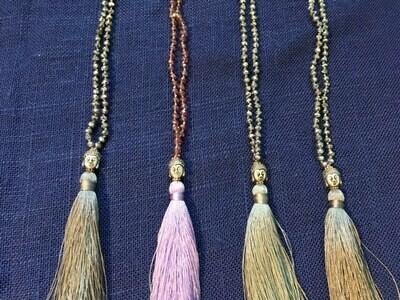 Buddha Beaded Necklace/ Boeda Kralen Ketting