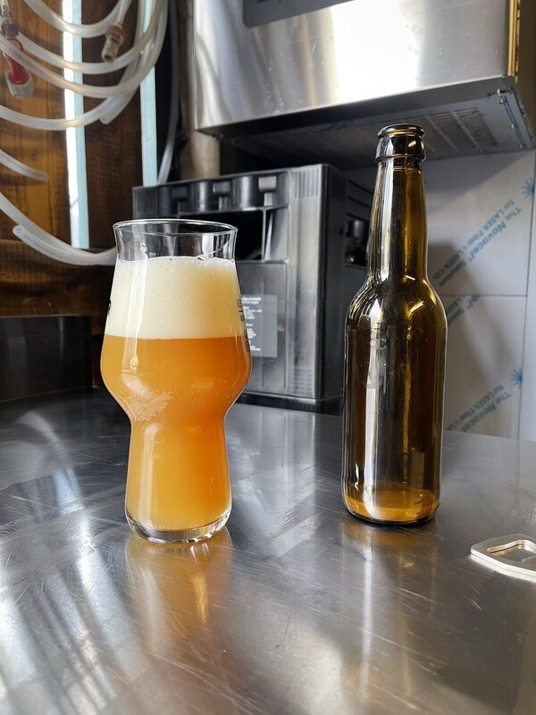 Juicy hazy session IPA