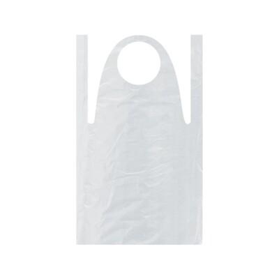 Фартук на завязках белый