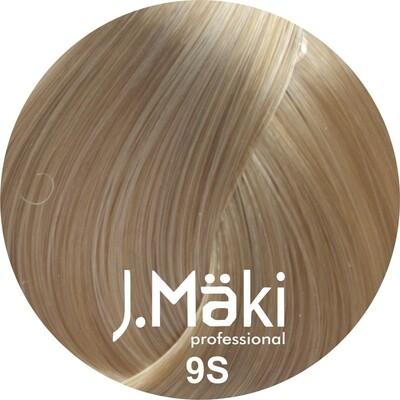 J.Maki Стойкий краситель для волос 9S 60 мл (J.Mäki Professional)